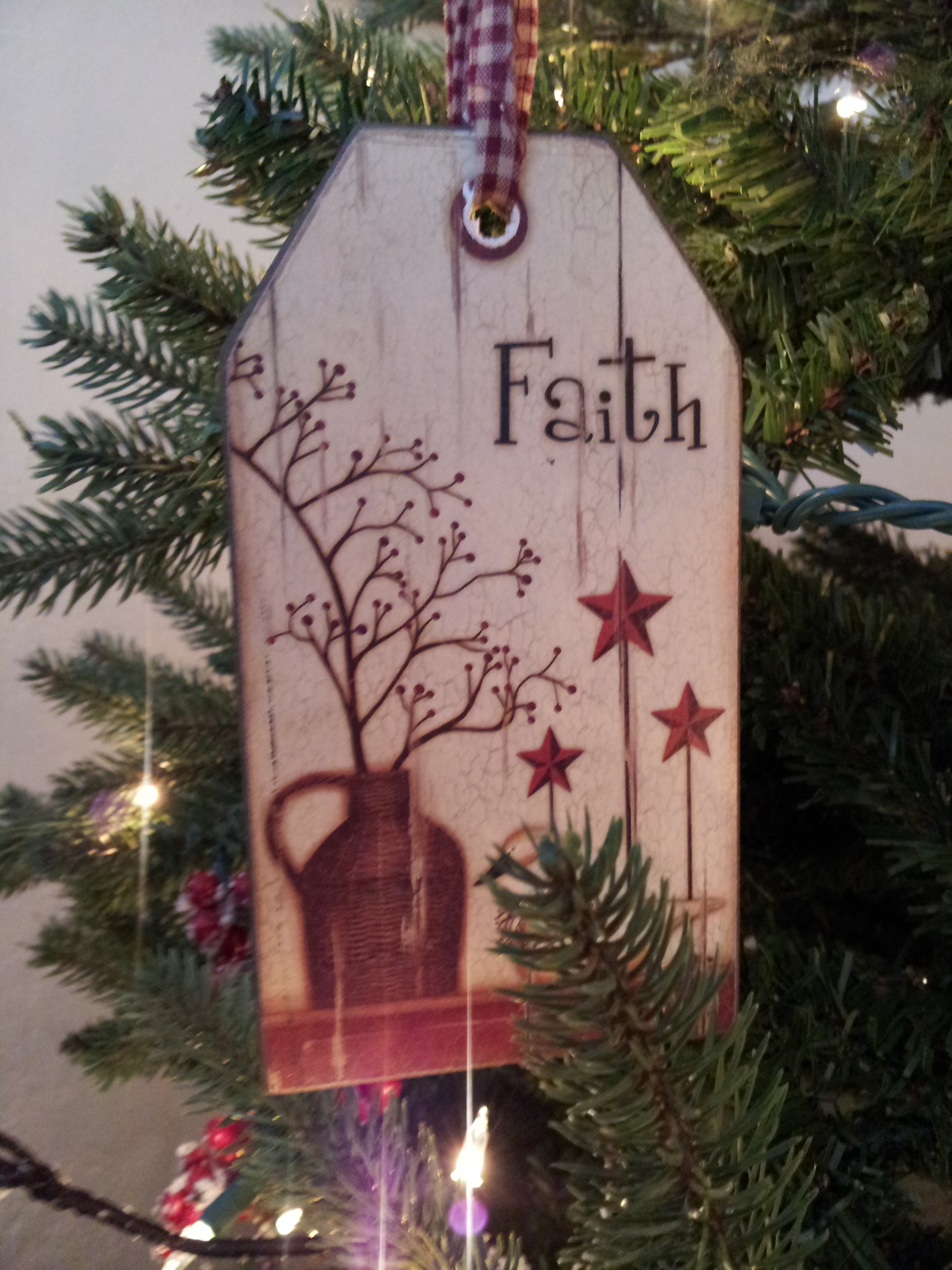 Faith Tree