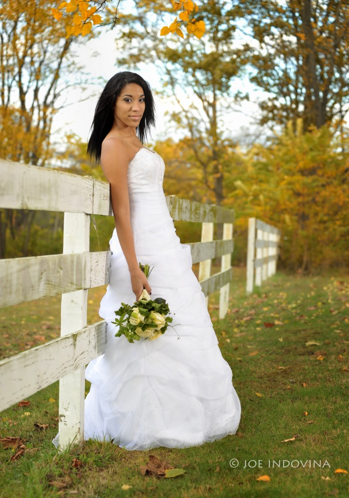 Shared Acres Black Hair Bride