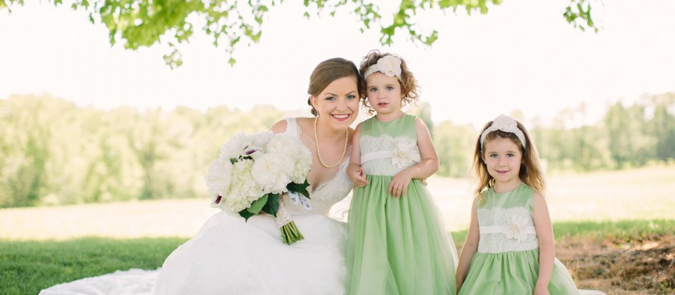 Shaina and Flower Girls
