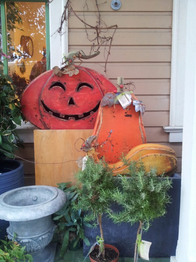 The Front Porch Pumpkin