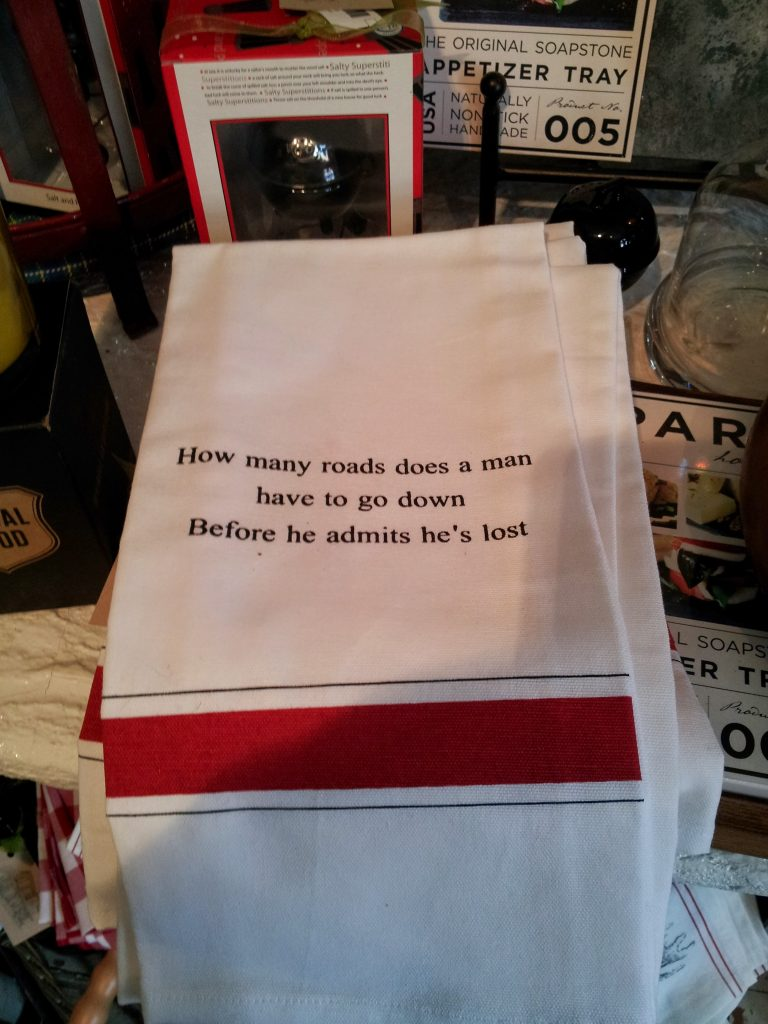 Win this Holiday Tea Towel from Cuttings!