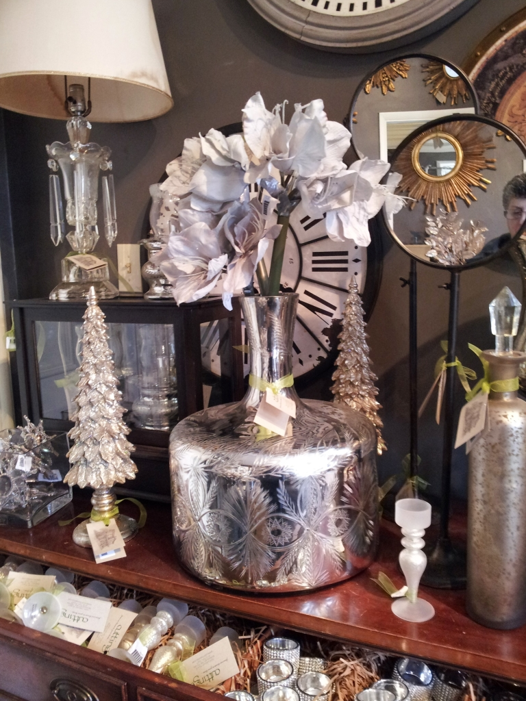 Cuttings at Christmas The Silver Room