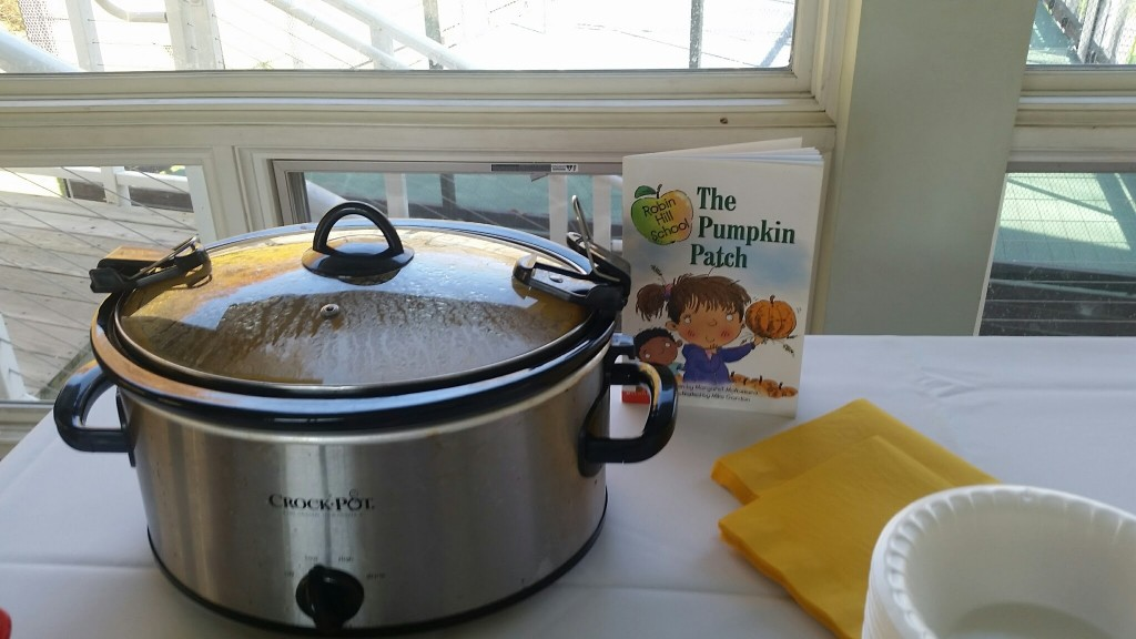 Pumpkin Patch, Pumpkin Soup!